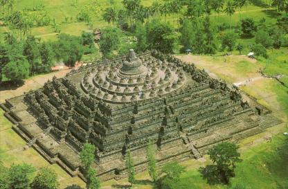 Borobudur Tample4