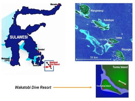 Wakatobi Map2
