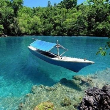 Danau Labuan Cermin7