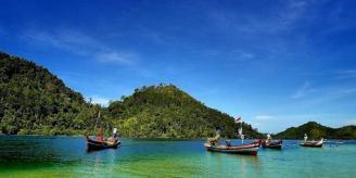 Pasumpahan Island 4
