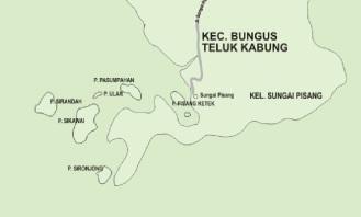 Pasumpahan Island map