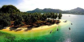 Pasumpahan Island 1