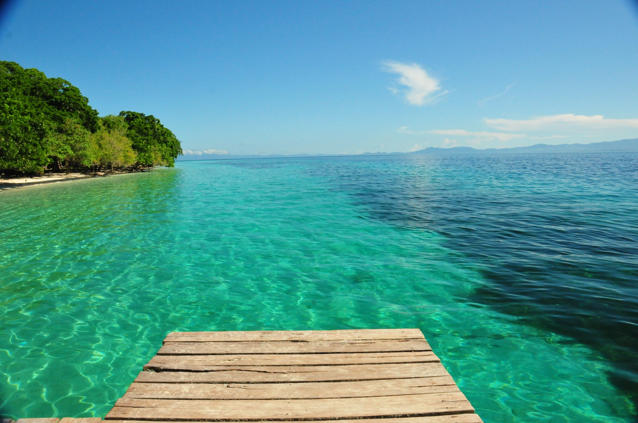 Liang Beach Ambon | Indonesia Tourism
