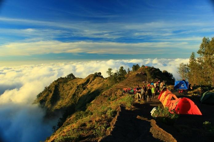 Mount Rinjani | Indonesia Tourism