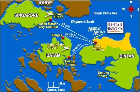 Bintan Island Indonesia Tourism