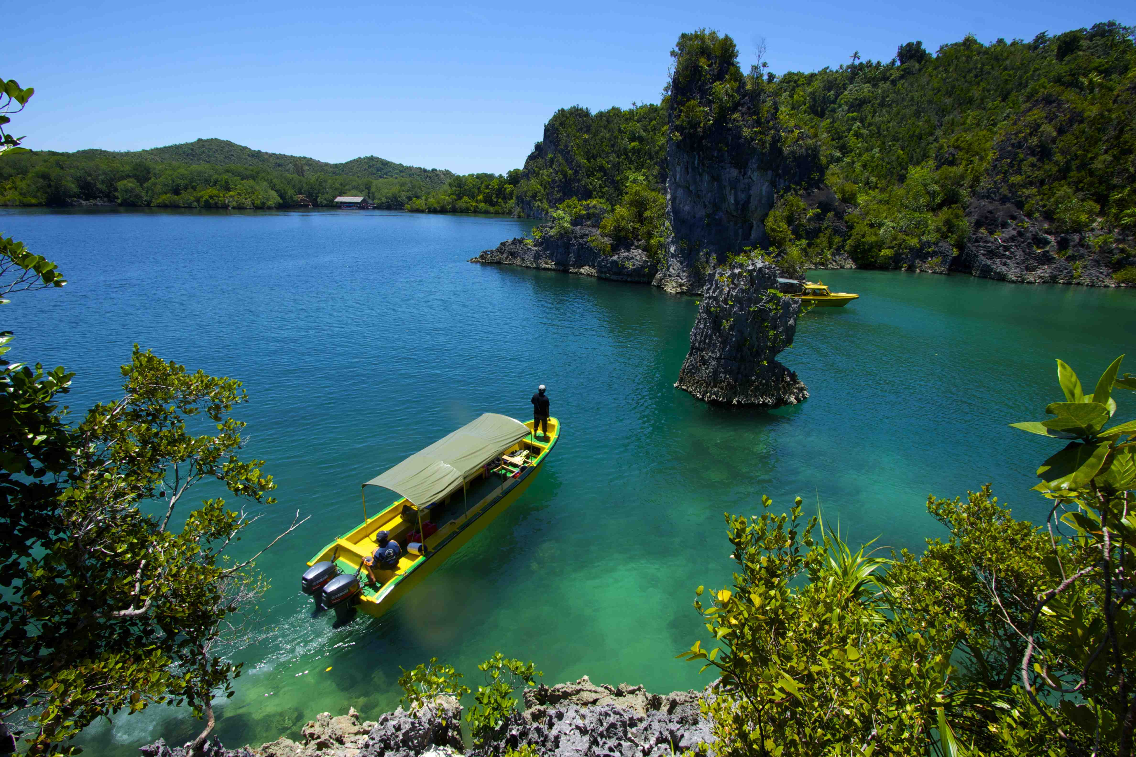 Raja Ampat Indonesia  City pictures : Raja Ampat Papua | Indonesia Tourism